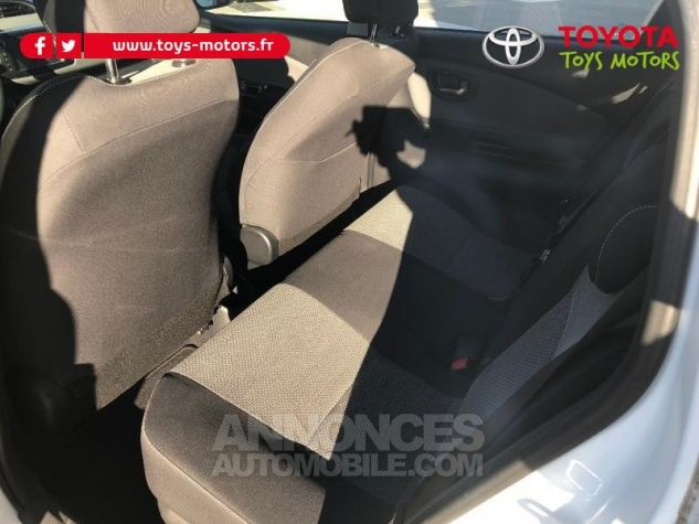 Toyota YARIS HSD 100h France 5p BLANC Occasion - 9