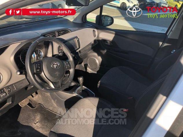 Toyota YARIS HSD 100h France 5p BLANC Occasion - 11