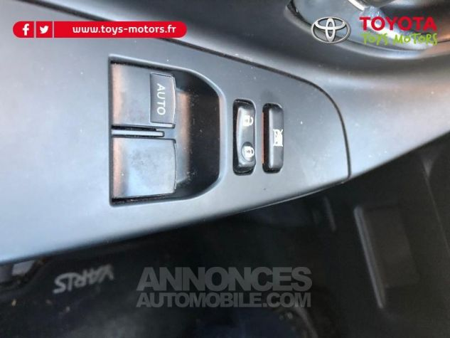Toyota YARIS HSD 100h France 5p BLANC Occasion - 12