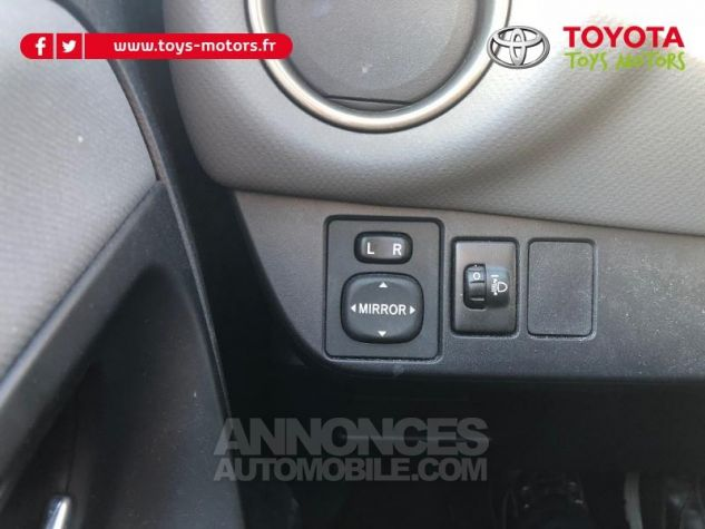 Toyota YARIS HSD 100h France 5p BLANC Occasion - 13