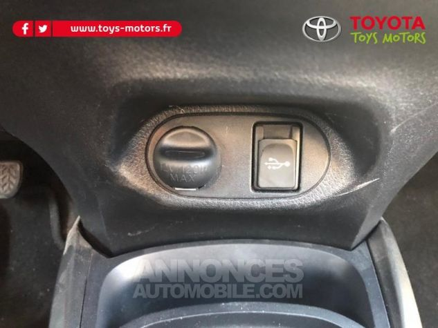 Toyota YARIS HSD 100h France 5p BLANC Occasion - 15