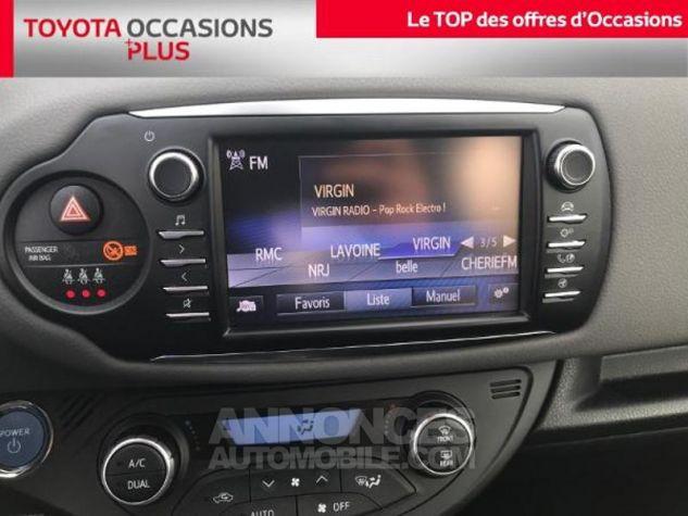 Toyota YARIS HSD 100h France 5p Blanc Occasion - 6