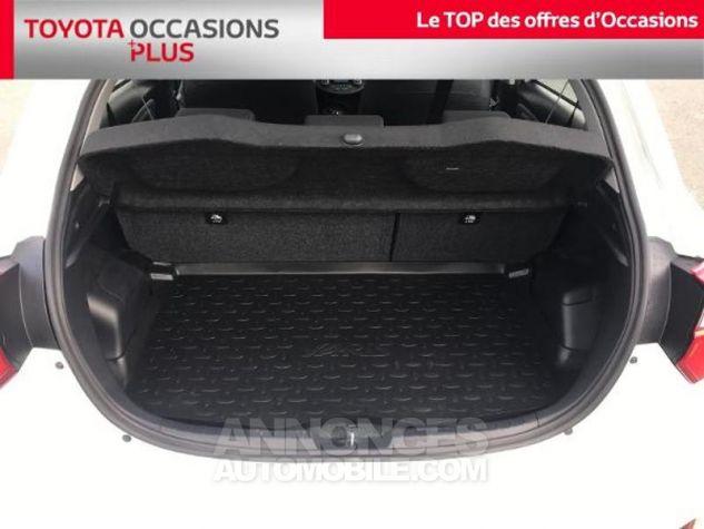 Toyota YARIS HSD 100h France 5p Blanc Occasion - 14