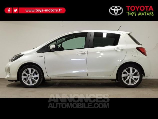 Toyota YARIS HSD 100h SkyBlue 5p BLANC NACRE Occasion - 2