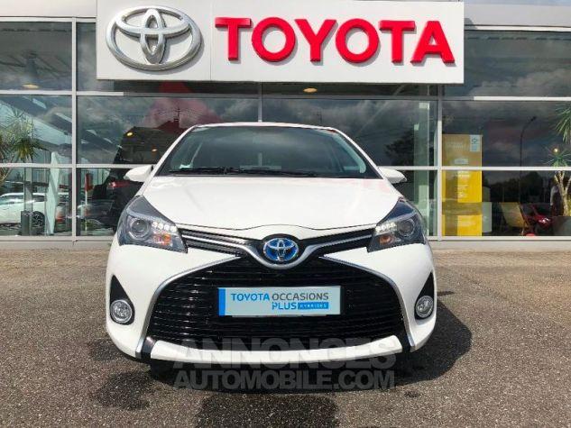 Toyota YARIS HSD 100h Style 5p Blanc Occasion - 0