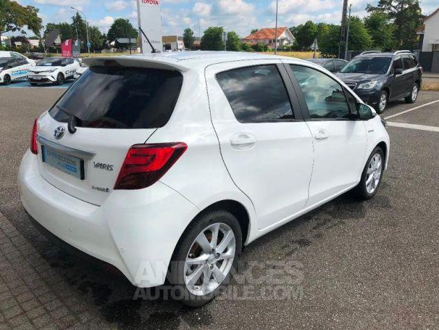 Toyota YARIS HSD 100h Style 5p Blanc Occasion - 5