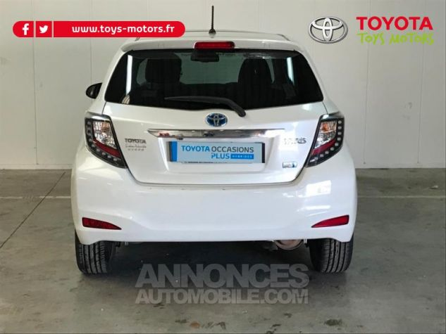 Toyota YARIS HSD 100h Style 5p NON CODIFIE Occasion - 4