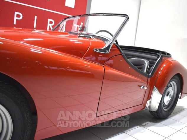 Triumph TR3 A Overdrive Signal Red Occasion - 13