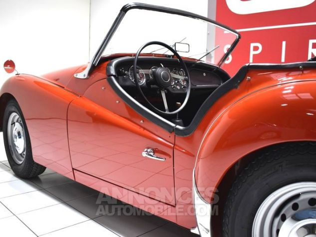 Triumph TR3 A Overdrive Signal Red Occasion - 14