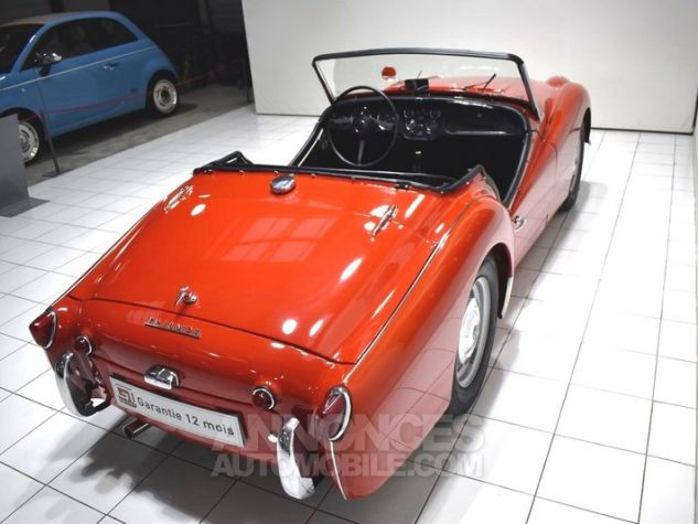 Triumph TR3 A Overdrive Signal Red Occasion - 19