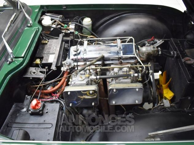 Triumph TR4 A IRS Overdrive British Racing Green Occasion - 9