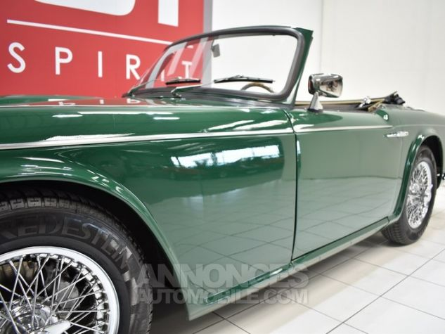 Triumph TR4 A IRS Overdrive British Racing Green Occasion - 13