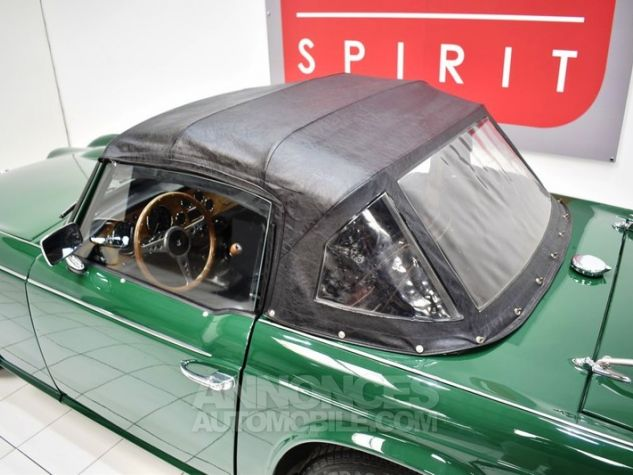 Triumph TR4 A IRS Overdrive British Racing Green Occasion - 25