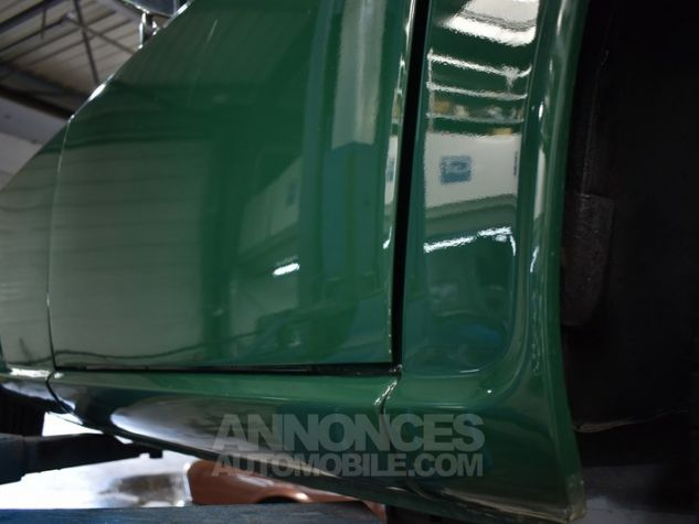 Triumph TR4 A IRS Overdrive British Racing Green Occasion - 45