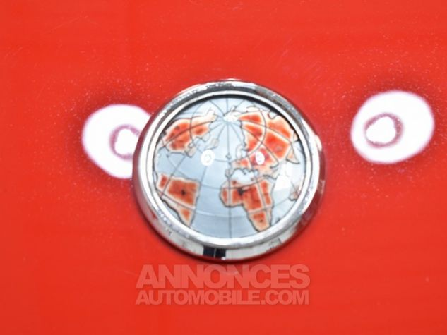 Triumph TR4 A IRS Overdrive Signal Red 32 Occasion - 49
