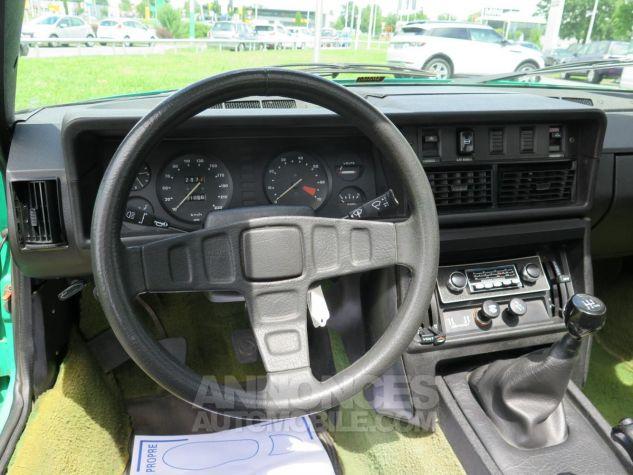 Triumph TR7 Découvrable Verte Occasion - 5