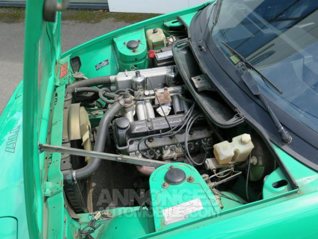Triumph TR7 Découvrable Verte Occasion - 15