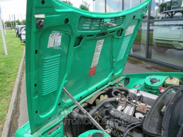 Triumph TR7 Découvrable Verte Occasion - 16