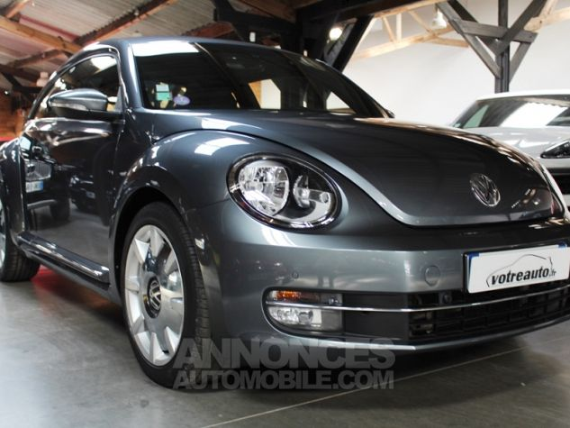 Volkswagen Coccinelle 1.2 TSI 105 BLUEMOTION TECHNOLOGY VINTAGE Gris Fonce Occasion - 5