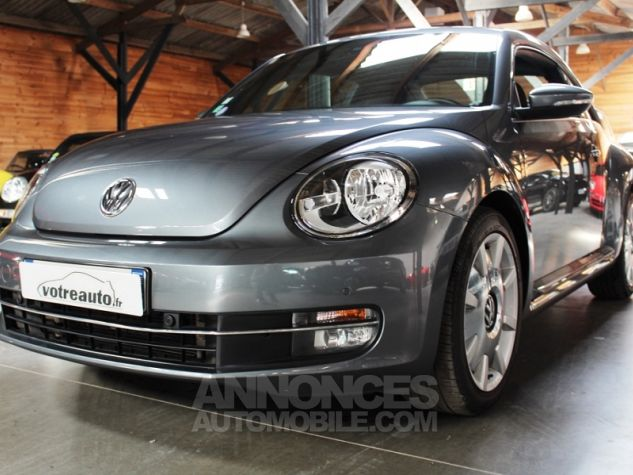 Volkswagen Coccinelle 1.2 TSI 105 BLUEMOTION TECHNOLOGY VINTAGE Gris Fonce Occasion - 6