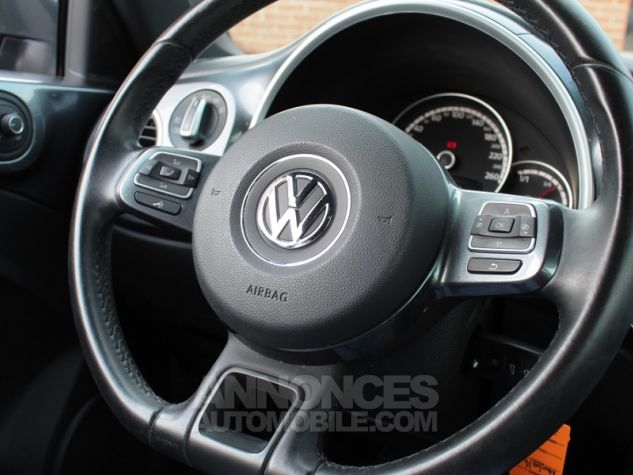 Volkswagen Coccinelle 1.2 TSI 105 BLUEMOTION TECHNOLOGY VINTAGE Gris Fonce Occasion - 10