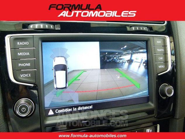 Volkswagen Golf R 300 CV ACC DYN AUDIO CUIR KEYLESS BLANC Occasion - 4