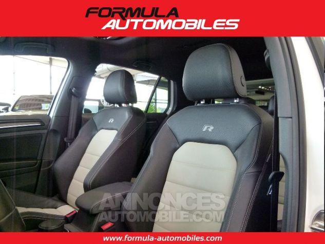 Volkswagen Golf R 300 CV ACC DYN AUDIO CUIR KEYLESS BLANC Occasion - 5