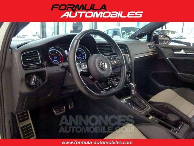Volkswagen Golf R 300 CV ACC DYN AUDIO CUIR KEYLESS BLANC Occasion - 7
