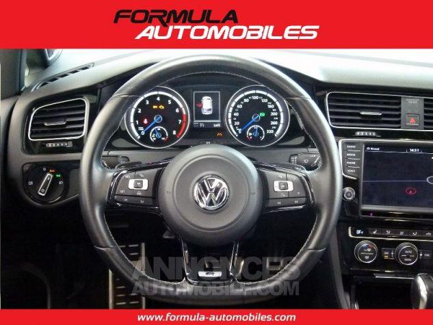 Volkswagen Golf R 300 CV ACC DYN AUDIO CUIR KEYLESS BLANC Occasion - 8