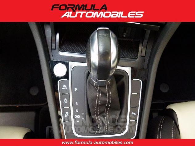 Volkswagen Golf R 300 CV ACC DYN AUDIO CUIR KEYLESS BLANC Occasion - 10