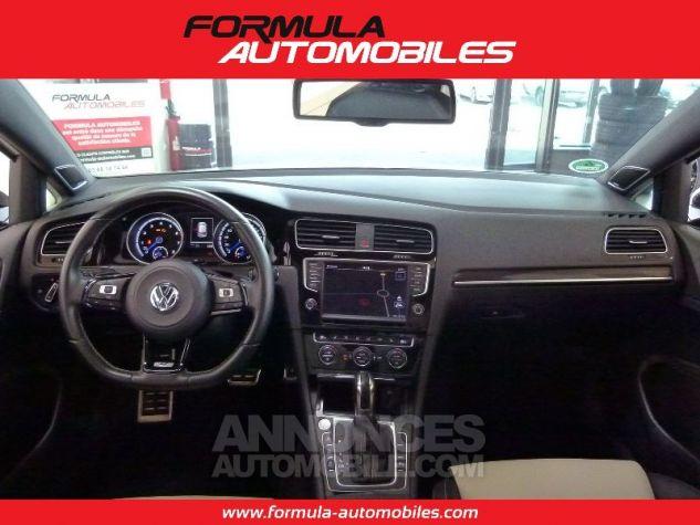 Volkswagen Golf R 300 CV ACC DYN AUDIO CUIR KEYLESS BLANC Occasion - 11