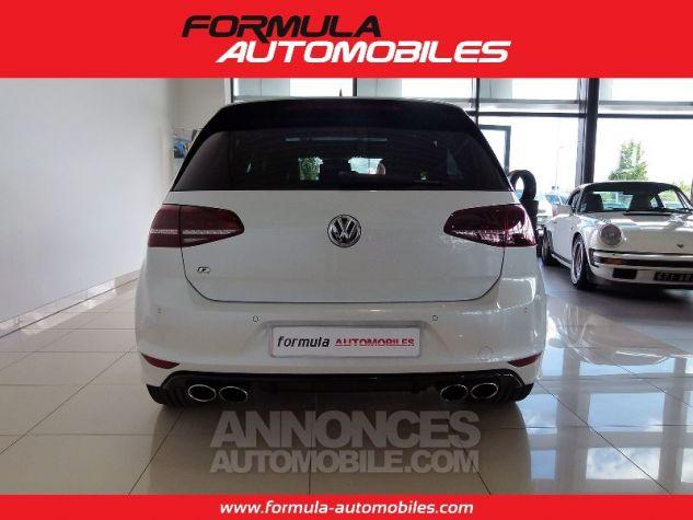 Volkswagen Golf R 300 CV ACC DYN AUDIO CUIR KEYLESS BLANC Occasion - 12