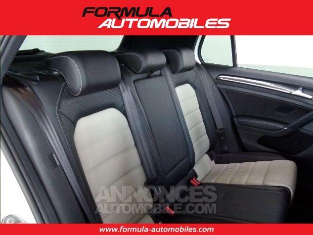 Volkswagen Golf R 300 CV ACC DYN AUDIO CUIR KEYLESS BLANC Occasion - 14