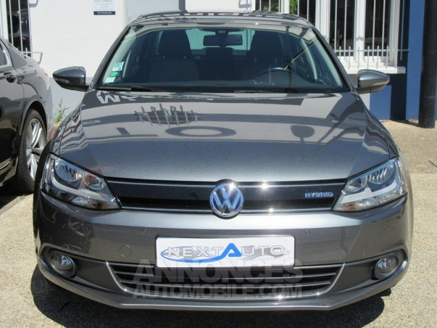 Volkswagen Jetta 1.4 TSI 170CH HYBRIDE CONFORTLINE DSG7 Gris Fonce Occasion - 6