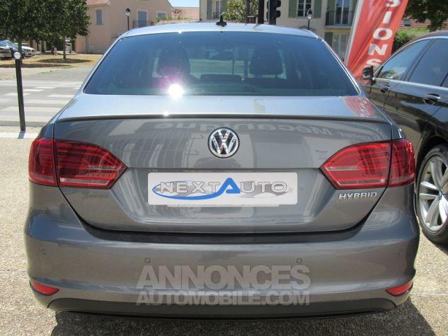 Volkswagen Jetta 1.4 TSI 170CH HYBRIDE CONFORTLINE DSG7 Gris Fonce Occasion - 7