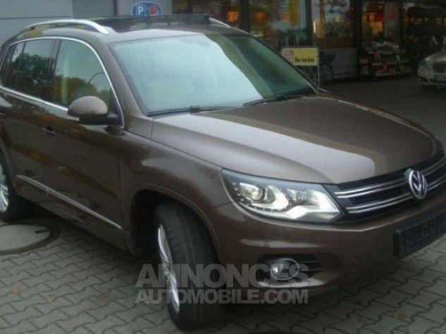 Volkswagen Tiguan Sport & Style CUP 4-Motion 2.0 TDI 140 ch DSG  brun métal Occasion - 1