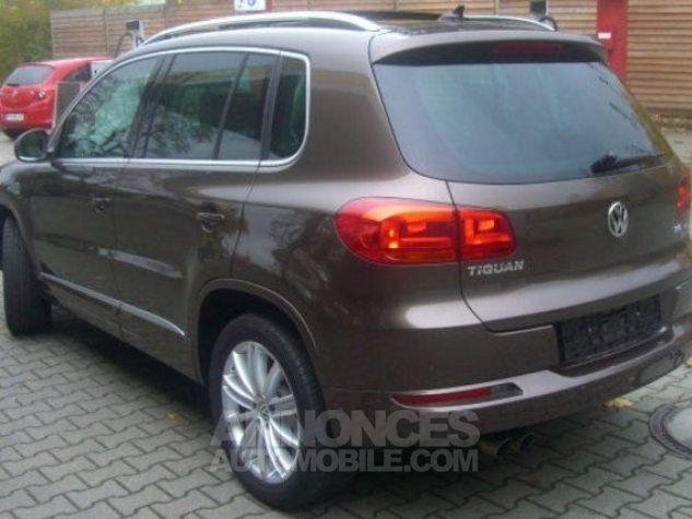 Volkswagen Tiguan Sport & Style CUP 4-Motion 2.0 TDI 140 ch DSG  brun métal Occasion - 3