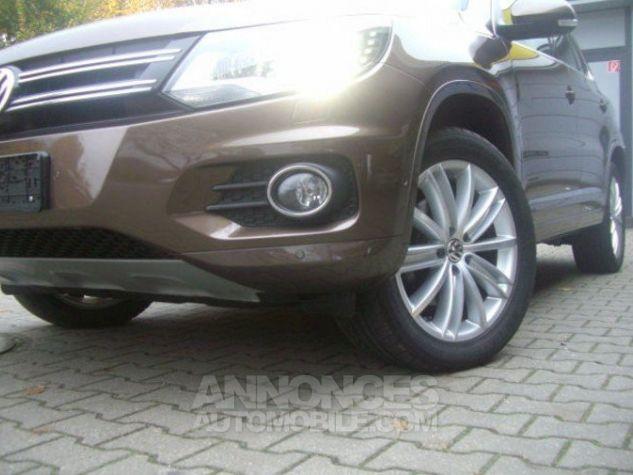 Volkswagen Tiguan Sport & Style CUP 4-Motion 2.0 TDI 140 ch DSG  brun métal Occasion - 5