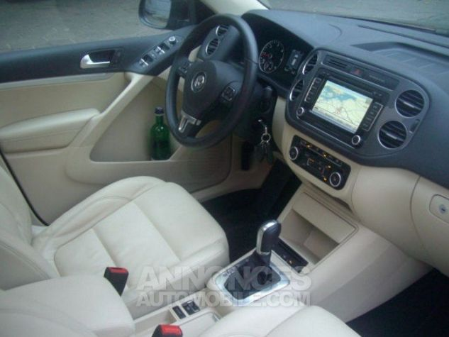 Volkswagen Tiguan Sport & Style CUP 4-Motion 2.0 TDI 140 ch DSG  brun métal Occasion - 6