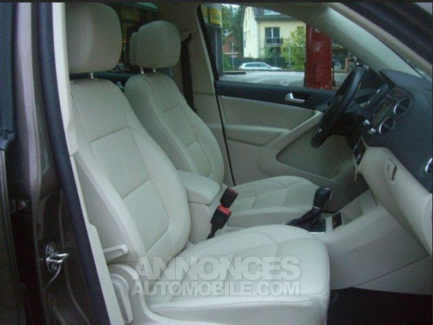 Volkswagen Tiguan Sport & Style CUP 4-Motion 2.0 TDI 140 ch DSG  brun métal Occasion - 7