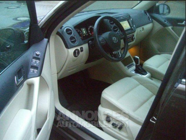 Volkswagen Tiguan Sport & Style CUP 4-Motion 2.0 TDI 140 ch DSG  brun métal Occasion - 8