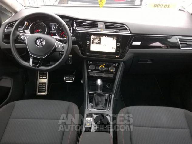 Volkswagen Touran 1.4 TSI 150 BMT DSG7 5PL Sound Blanc Occasion - 5