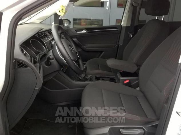 Volkswagen Touran 1.4 TSI 150 BMT DSG7 5PL Sound Blanc Occasion - 10