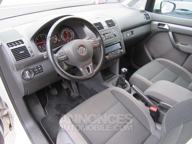 Volkswagen Touran 2.0 TDI 140CH FAP CONFORTLINE Blanc Occasion - 1