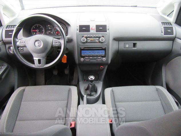Volkswagen Touran 2.0 TDI 140CH FAP CONFORTLINE Blanc Occasion - 8