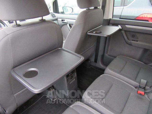 Volkswagen Touran 2.0 TDI 140CH FAP CONFORTLINE Blanc Occasion - 9