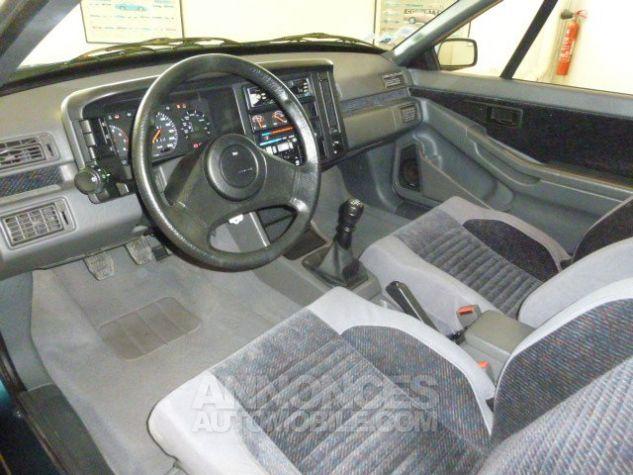 Volvo 480 E 480 TURBO BLEU TURQUOISE Occasion - 3