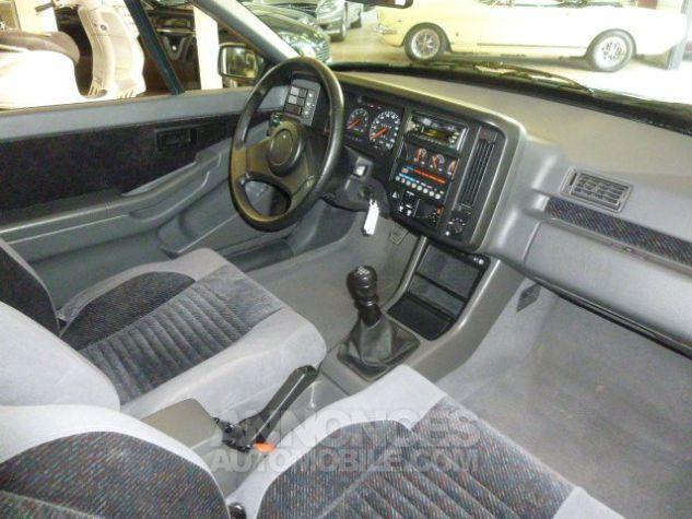 Volvo 480 E 480 TURBO BLEU TURQUOISE Occasion - 6