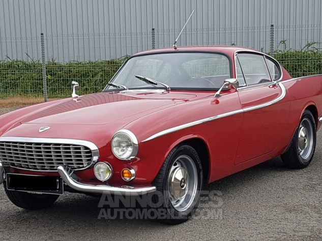Volvo P1800 S  Rouge Occasion - 1