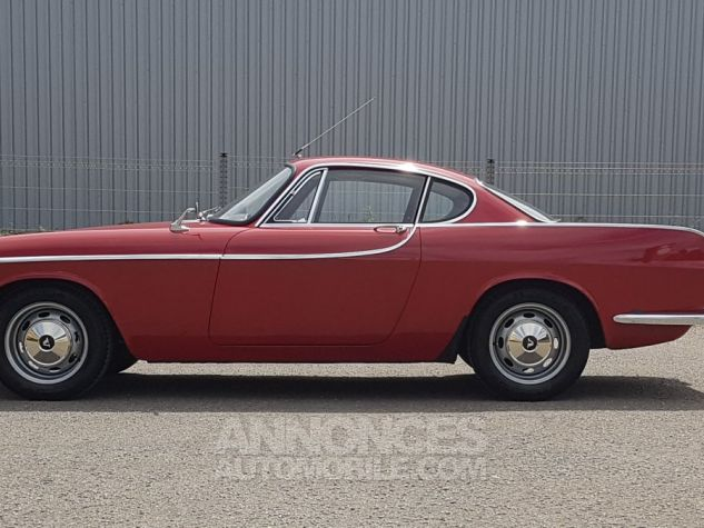 Volvo P1800 S  Rouge Occasion - 4